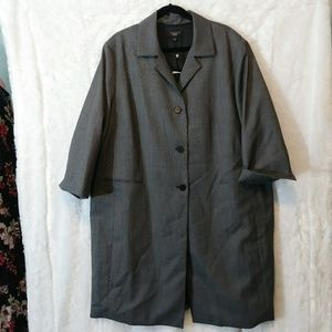 NWT Talbots Dress Coat or Duster Coat